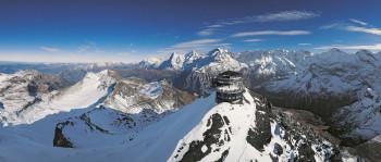 Das Schilthorn - eine Filmkulisse auf 2.970 Metern.