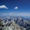 Von Deutschlands höchstem Berg genießt du wundervolle Ausblicke.