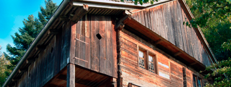 Das Biedermann-Haus ist an die 500 Jahre alt