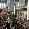 Großen Wert auf Details wurde bei der Innenaustattung des Doms gelegt.