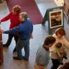 Informationen werden im Museum groß geschrieben