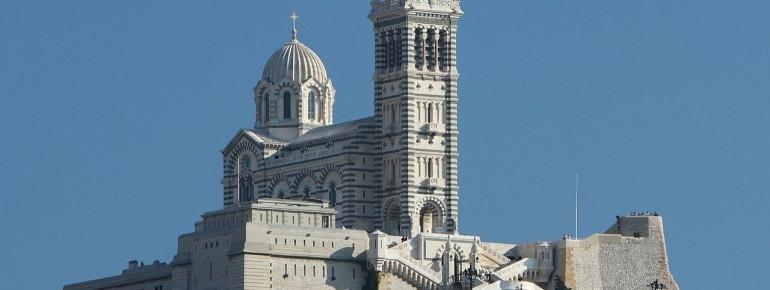 Der Blick auf die Basilika