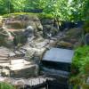 Die Besichtigung der Felsenburg Neurathen kostet Eintritt.