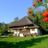 Das Bauernhausmuseum Schneiderhof von außen