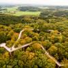 Der Baumwipfelpfad Panarbora liegt im Bergischen Land.