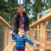 Die Erlebnis-Stationen sind vor allem auch für Kinder ein Highlight.