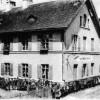 Die jüdische Schule in Ichenhausen Foto, vor 1906