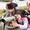 Piratenspaß auf dem Spiel- und Abenteuerschiff Black Pirate