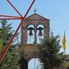 Das Tor zum Klostergelände auf dem Berg