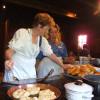 Köstliche Schmalznudeln aus der alten Küche des Bergbauernmuseums gibt es immer donnerstags.