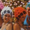 Die Kunstwerke im BikiniARTmuseum zeigen die Vielfalt der Bademode.