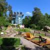 Das Biosphärenhaus entstand im Rahmen der EXPO 2000.