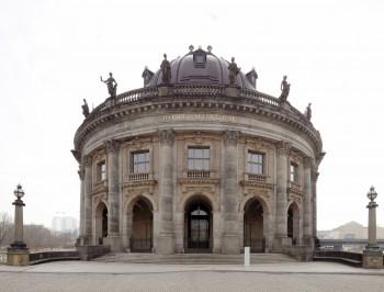 Errichtet wurde das Bode-Museum als Kaiser-Friedrich-Museum.