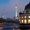 Das Bode-Museum liegt auf der Spitze der Berliner Museumsinsel.