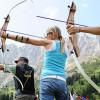 Der Bogenparcours am Hochkönig ist ein Spaß für die ganze Familie.