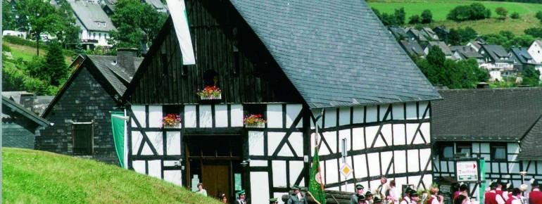 Die Borgs Scheune Züschen ist ein beliebter Veranstaltungsort.