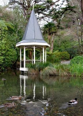 Botanischer Garten Wellington
