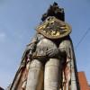 Rolandstatuen gibt es in vielen deutschen Städten, die als Symbol für Freiheit und Marktrecht errichtet wurden.