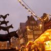Die Bremer Stadtmusikanten sind das bekannteste Wahrzeichen der Stadt.