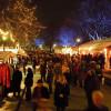 Auf dem Weihnachtsmarkt Schlachte-Zauber findest du das historische Freibeuterdorf.