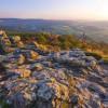 Von den Bruchhauser Steinen hat man einen tollen Blick auf die Umgebung.