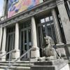 Über die Schwelle des Kunstmuseums in eine andere Welt