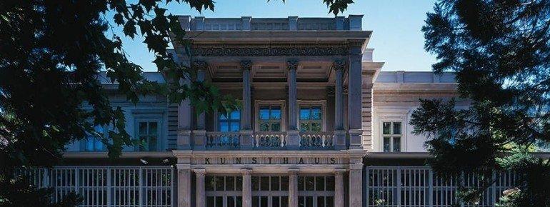 Schon das Gebäude des Kunstmuseums ist äußerst sehenswert