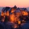 Im Advent findet in Burghausen auch immer die Burgweihnacht statt.