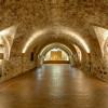 """Die Burgführung bringt Besucher auch in den sogenannten """"Lutherkeller""""."""
