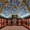 Barocke Elemente schmücken die Schatzkammer.