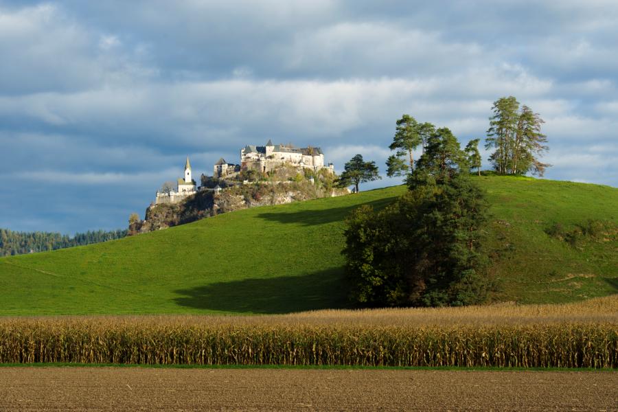 Bilder Burg Hochosterwitz Fotos Impressionen