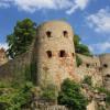 Die Burg ist der Stammsitz der Grafen zu Pappenheim und gilt als Tor zum Altmühltal.