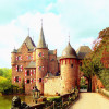 Burg Satzvey ist auch heute noch Wohn- und Stammsitz der Familie der Grafen Beissel von Gymnich.