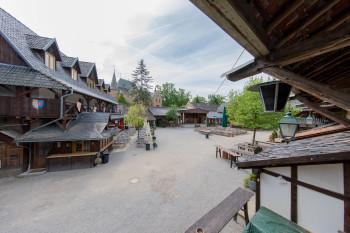Wenn keine Veranstaltungen stattfinden können die Höfe der Burg jederzeit kostenfrei besucht werden.