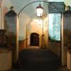 Die alten Gewölbe im Inneren legen Zeugnis ab über die Baukunst vergangener Zeiten