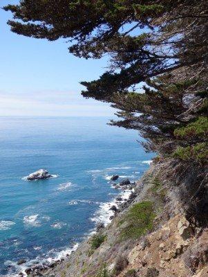 Traumhafte Buchten an der Big Sur Coast