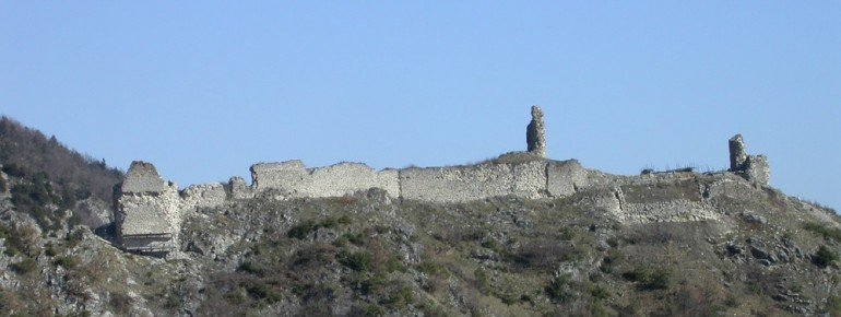 Das sagenumwobene Castell Manfrino