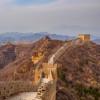 Die Mauer mit ihren Aussichtstürmen diente früher zum Schutz vor Feinden.
