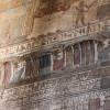 Über die Jahrhunderte konservierte der Nilschlamm die farbenfrohen Reliefs