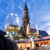 Die historische Altstadt im Zentrum von Bozen lädt jedes Jahr zu einem ganz besonderen Weihnachtszauber ein.