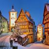 Im Winter hat das Plönlein einen ganz besonderen Charme.