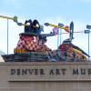Das Denver Art Museum ist für seine Sammlung indianischer Kunst bekannt