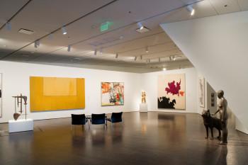 Die Sammlung des Museum zeigt Kunstwerke von der Antike bis in die Moderne