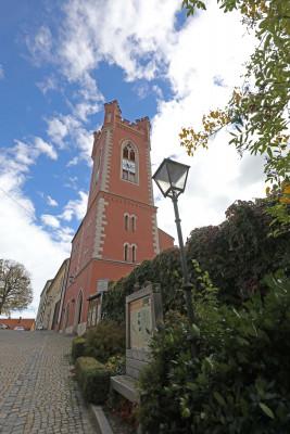Ein Muss beim Besuch der Museen ist die Besteigung des Further Stadtturm.