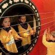 Kinderreich Die begehbare Gitarre