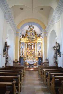 Das Gnadenbild Maria Hilf ob Passau.