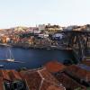 Die Dom-Luís-Brücke verbindet Porto mit Vila Nova de Gaia