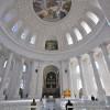 Innenansicht der Kuppel