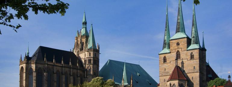 Dom St. Marien & Kirche St. Severi