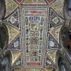 Die eindrucksvolle Deckenmalerei des Doms.